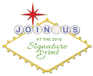2018 Signature Event Logo