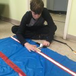 Students Take Aim with Simple Machines