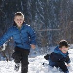 Snow Day Strategies for Families with ASD