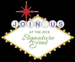 2018 Signature Event Logo