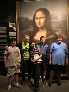Da Vinci Exhibit-3